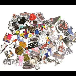 Other - Sneakers & kaws stickers